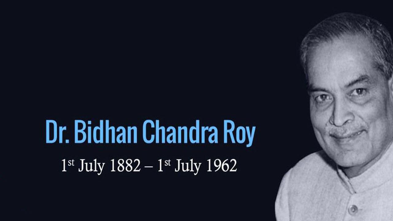 Bidhan chandra roy birthday