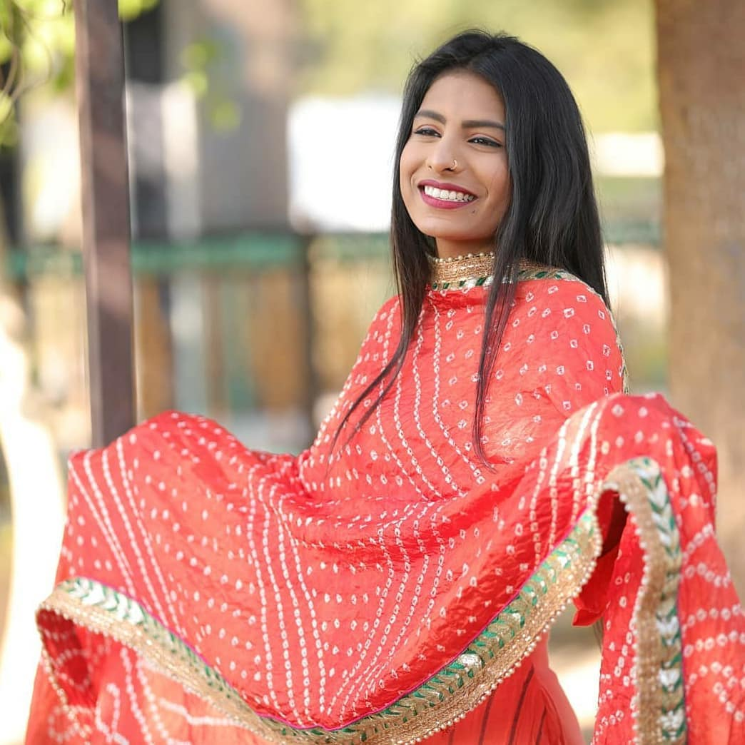 Kajal Dodiya image Photo HD
