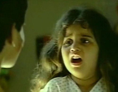 Shamili childhood photos