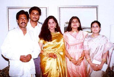 Shamili parents