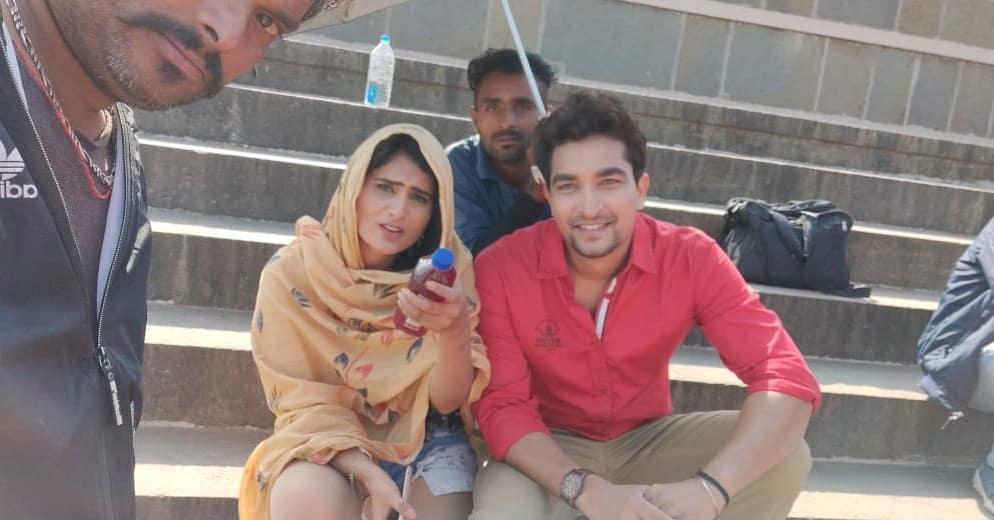 zeel joshi family and friends