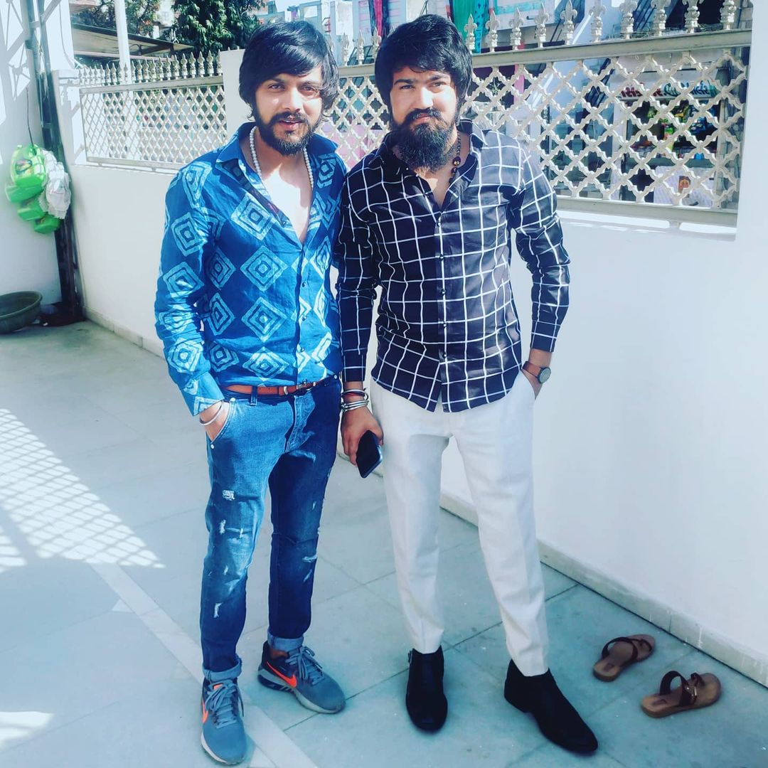 Yuvraj Suvada and vijay suvada