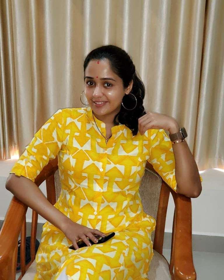 Tamil Actress Ananya
