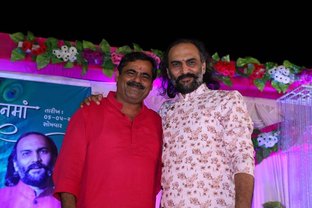 Mayabhai Ahir ANd Sairam Dave