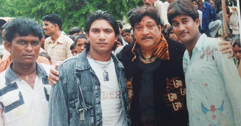 Vikram Thakor and Naresh Kanodiya