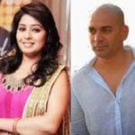 Sunidhi Chauhan and Bobby Khan