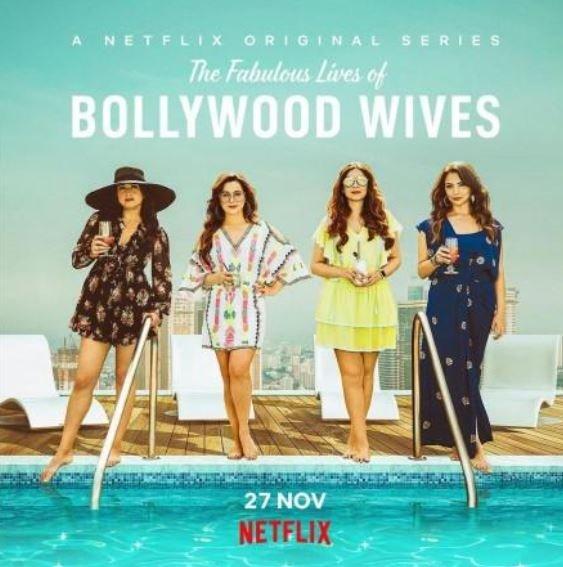 Bollywood की पत्नियों की शानदार जिंदगी का पोस्टर