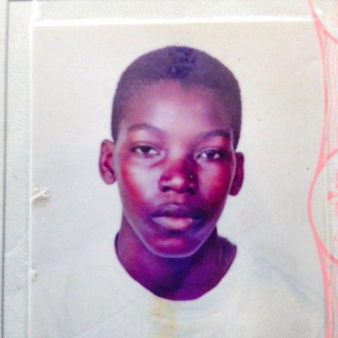 क्रिस गेल की बचपन की फोटो