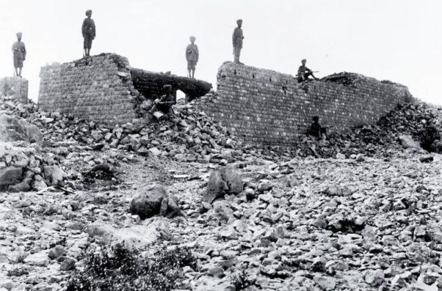 सारागढ़ी के खंडहर