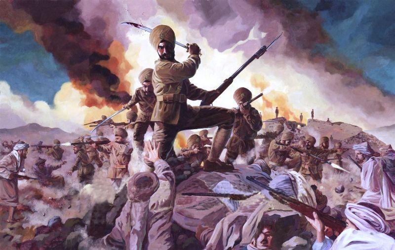 सारागढ़ी की लड़ाई