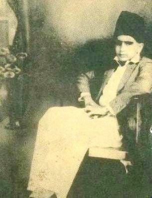 दिलीप कुमार की बचपन की तस्वीर