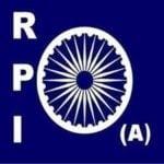 Republican Party of India Logo
