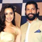 Farhan Akhtar With Shraddha Kapoor