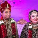 Surbhi Tiwari And Praveen Kumar Sinha Marriage Photo