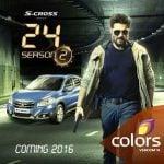24 (Indian_series) season 2 poster