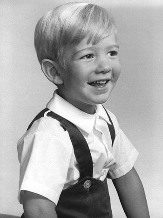 जेफ बेजोस की बचपन की तस्वीर