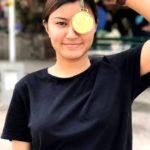 इंटर कॉलेज वुशु चैंपियनशिप की आंचल ठाकुर विजेता winner