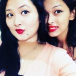 Akash Thapa sisters Varsha Thapa & Megha Thapa