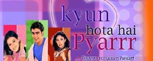 Amit Sadh in Kyun Hota Hai Pyarrr