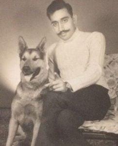 Amit Sadh's father