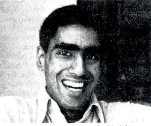 An Old Photo Of Karan Thapar