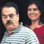 अनीता और प्रफुल्ल दुर्रानी
