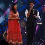 Arijit Singh With His Sister Amrita Singh