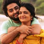 Arijit Singh With His spouse Koel Roy