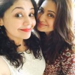 Ashima Bhalla with her sister