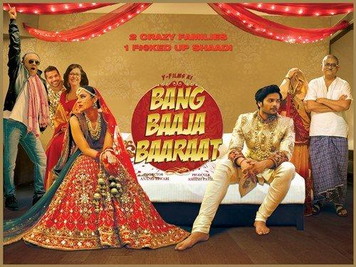 Bang Baaja Baaraat (2015) poster