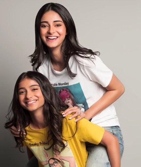 Bhavana Pandey's daughters