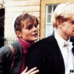 Boris Johnson with his first wife