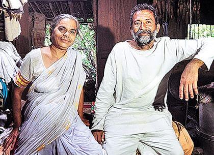 Dr. Smita Kolhe with Dr. Ravindra Kolhe