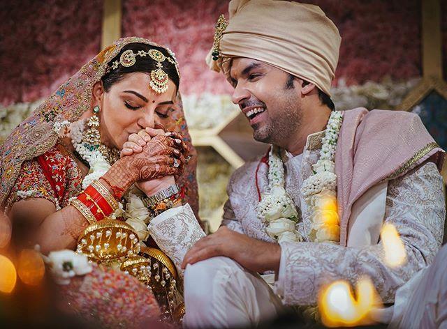Gautam Kitchlu marriage image
