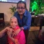 Hariharan With His Mother
