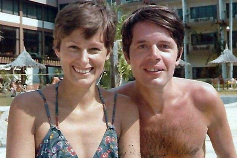 1975 में हरमन निप्पेनबर्ग और एंजेला केन