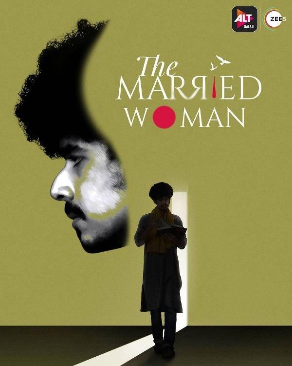 वेब सीरीज 'द मैरिड वुमन' में इमाद शाह