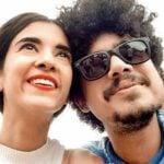 Imaad Shah with Saba Azad