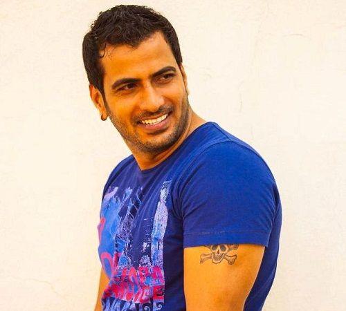 Jithan Ramesh tattoo