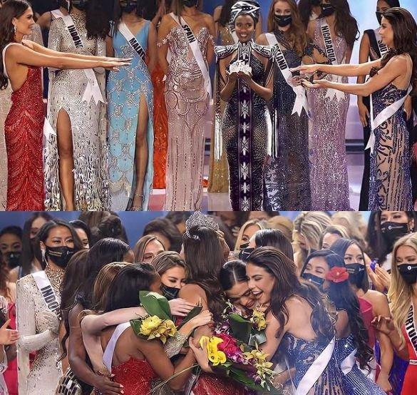 जूलिया गामा मिस यूनिवर्स ब्राजील 2020 की उपविजेता बनीं