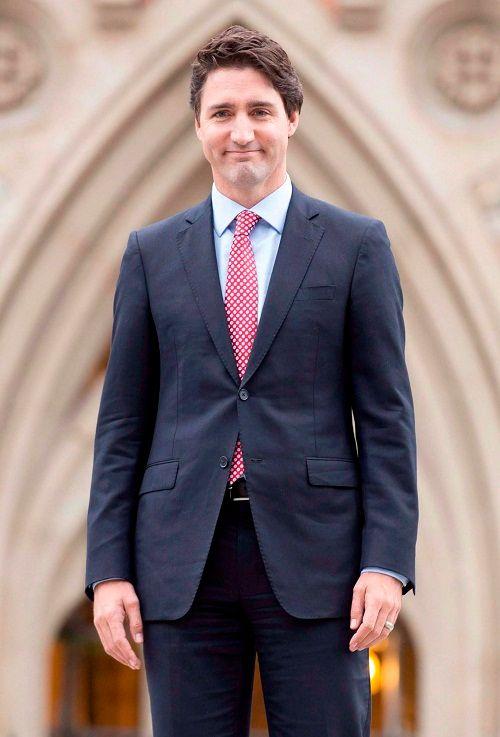 Justin Trudeau Prime Minister