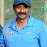 KM Asif's Coach Biju George