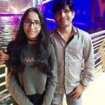 KRK with his daughter Farah Khan