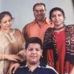 Kashyap Kapoor Family