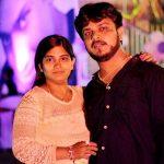 Krish Chauhan parents