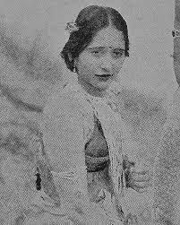 अपने छोटे दिनों के दौरान लीला मिश्रा