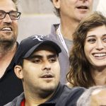 Lizzy Caplan and Perry