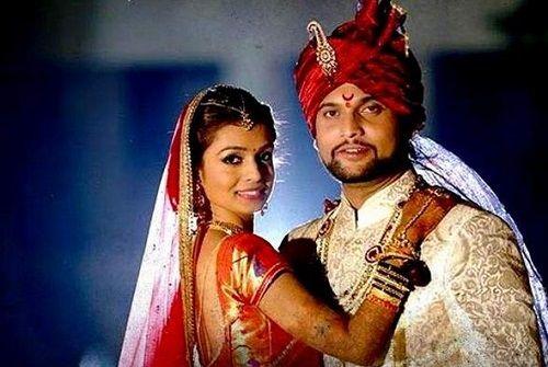 Mayuri Deshmukh's Wedding Picture
