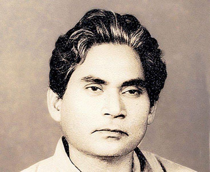 Munshi Premchand's Son Amrit Rai