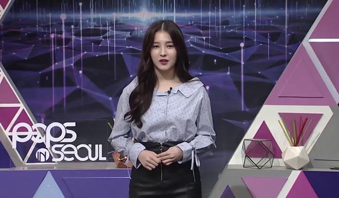 Nancy in Pops in Seoul (2017-18)
